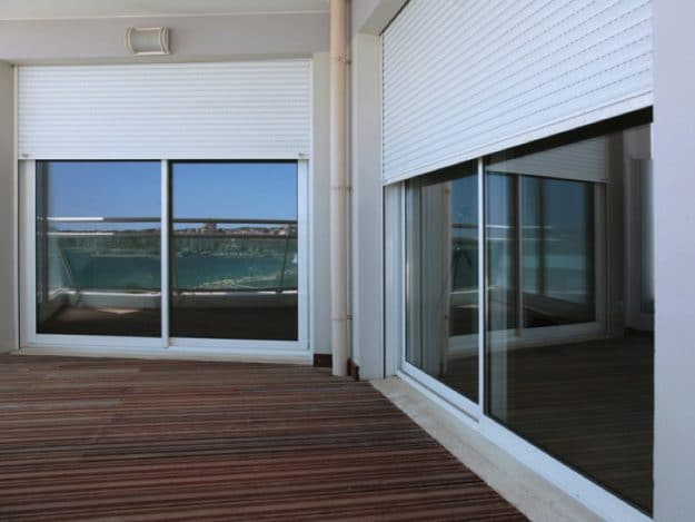 M411 commercial security shutter