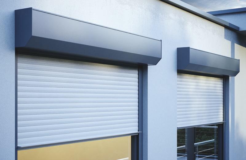 M511 Aluminium Insulated Roller Shutter Roch 233 Security