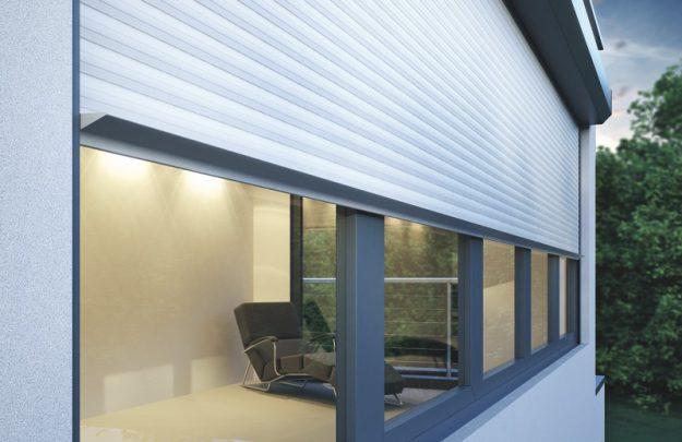 M511 Window roller shutter