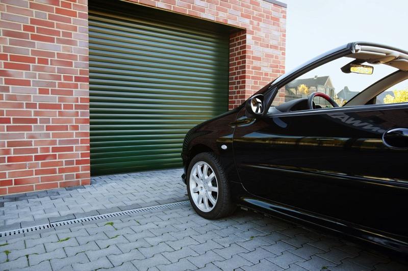 T55 Compact Roller Garage door