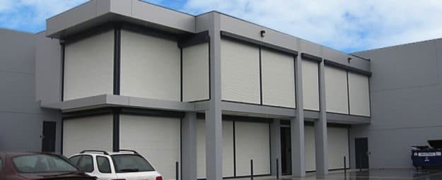 T55 Domestic and Commercial Roller Shutter
