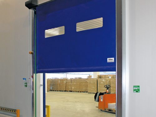 DITEC SMART HIGH SPEED DOOR FACTORY