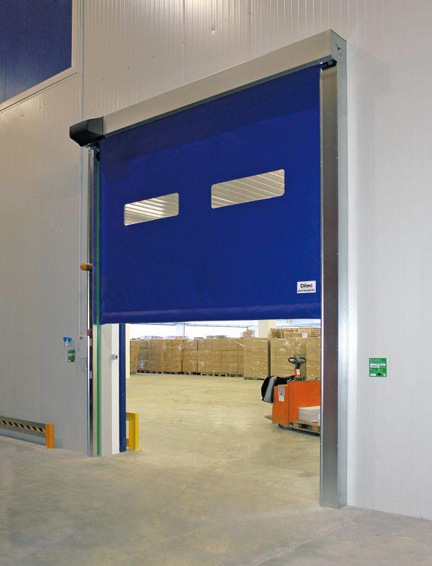 DITEC SMART HIGH SPEED DOOR FACTORY