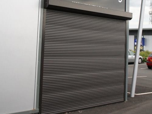 Physical Security Bedfordshire Roch Security Shutters