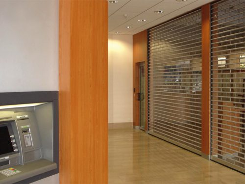 Eurolook Bank Internal Vision Shutter