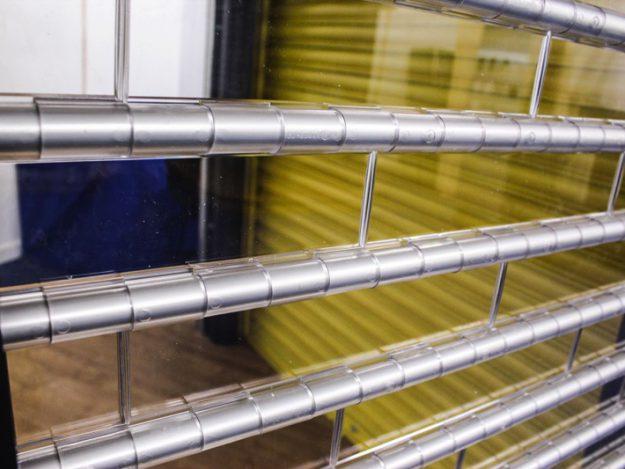 Eurolook Transparent Shutter Close Up