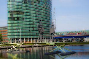 Roche Marriot Hotel Docklands
