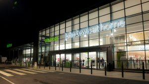 Waitrose Security shutters Case Study