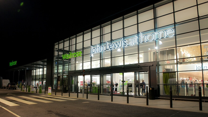 Waitrose Security shutters Case Study