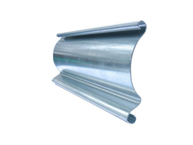 S76 Steel Security Shutter Slat Profile