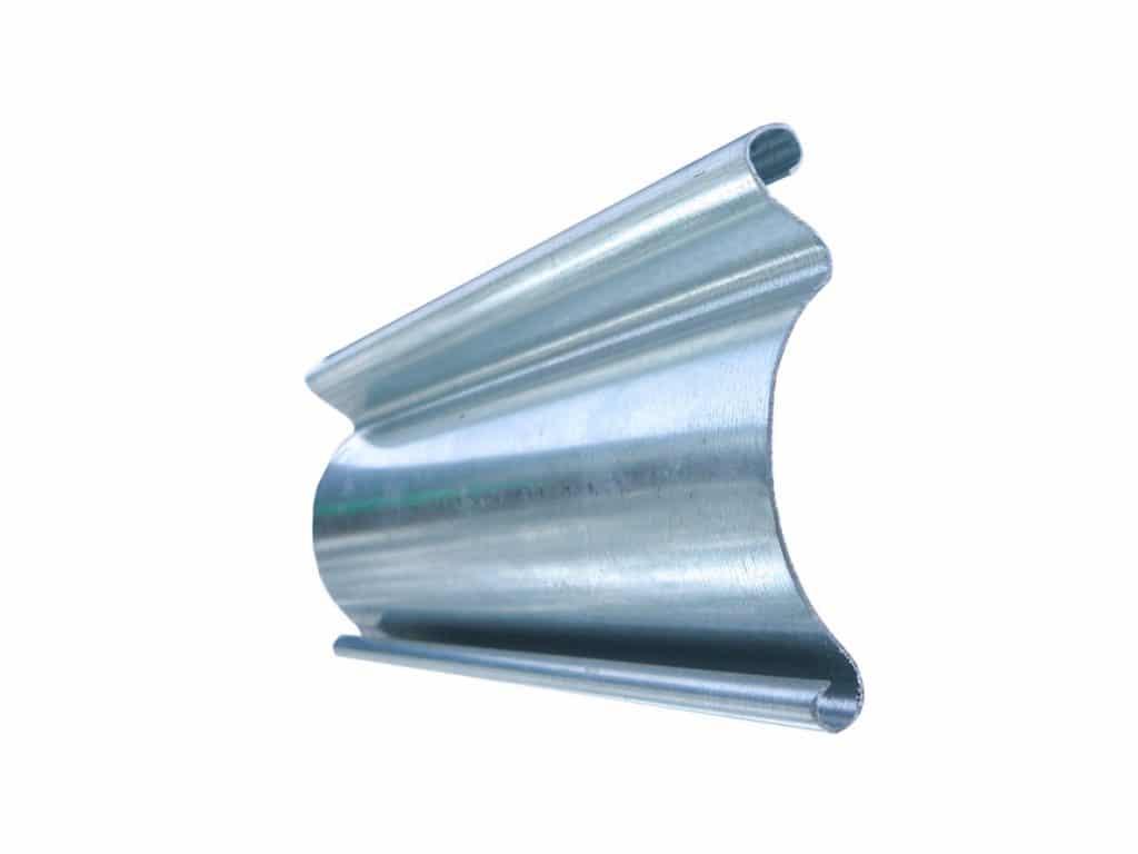 S76 Steel Security Shutter Slat Profile