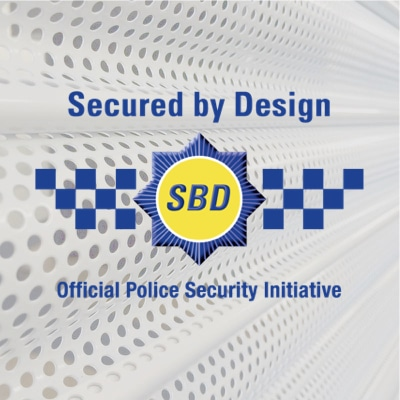 Secured by Design Roller Shutters