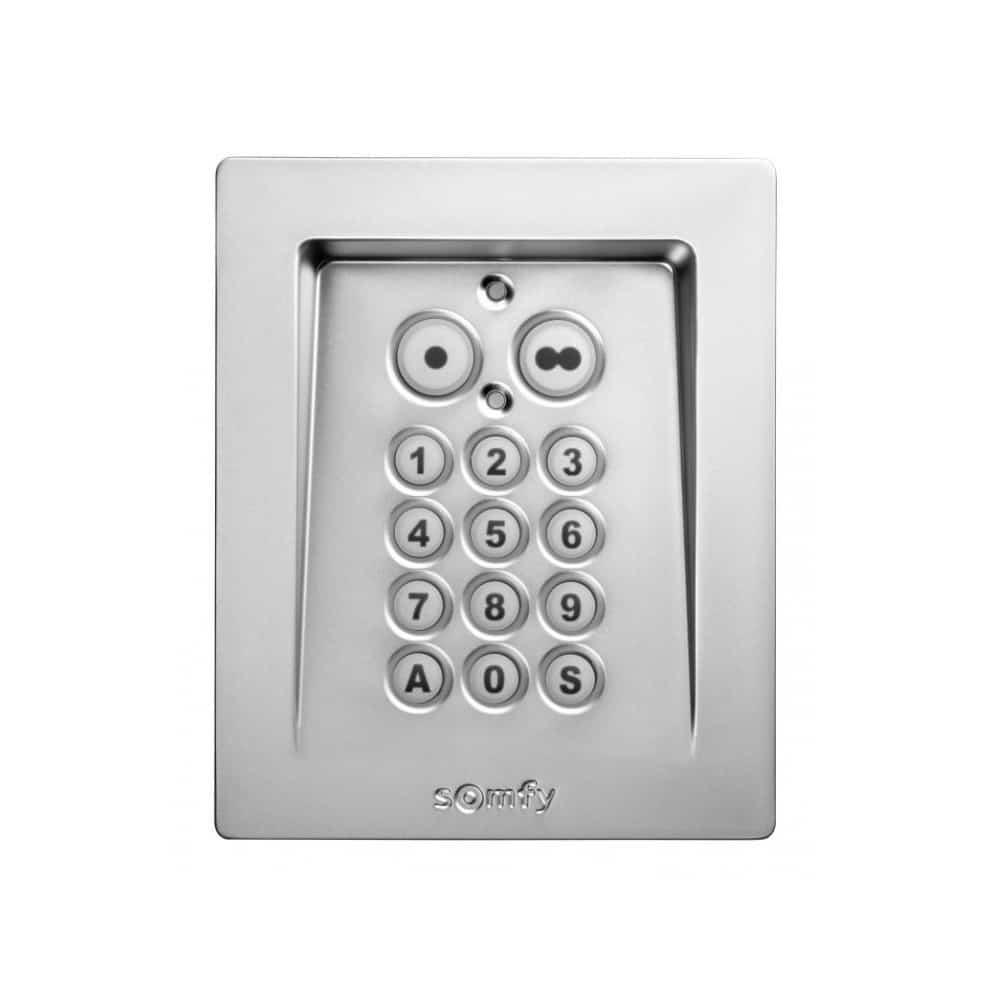 Somfy Security Shutter Key Pad