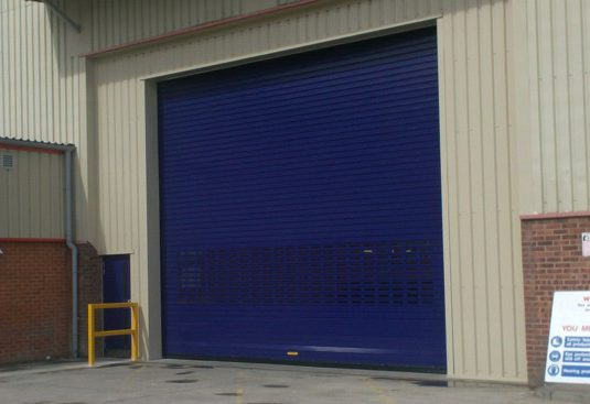 V76 Security Shutter.
