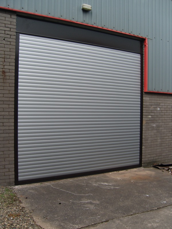 T77 Security Shutter
