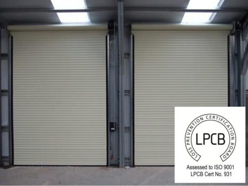 i100 Elite SR4 Roller Shutter Insurance Approved