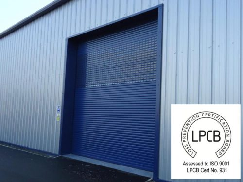 S76 Elite LPCB Security shutter