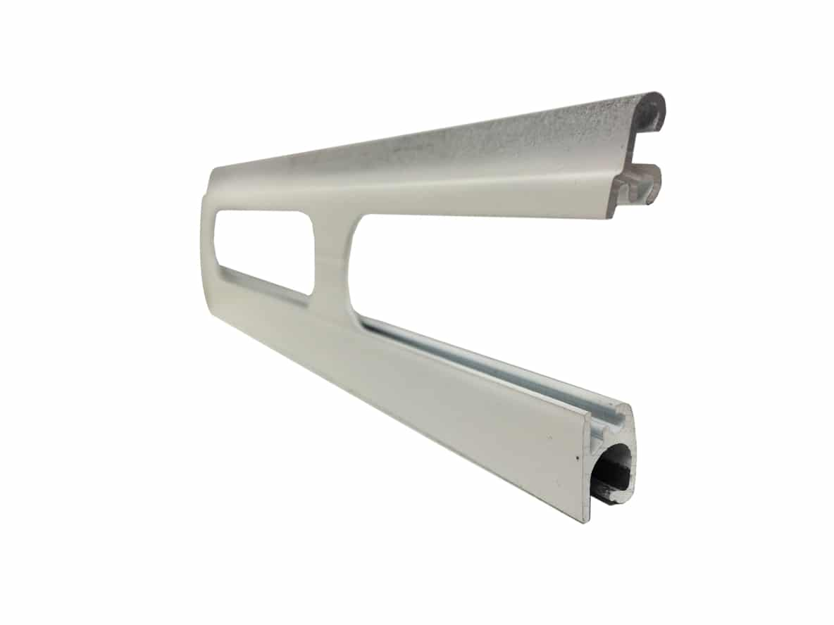 V37 Vision Security Shutter Slat Profile