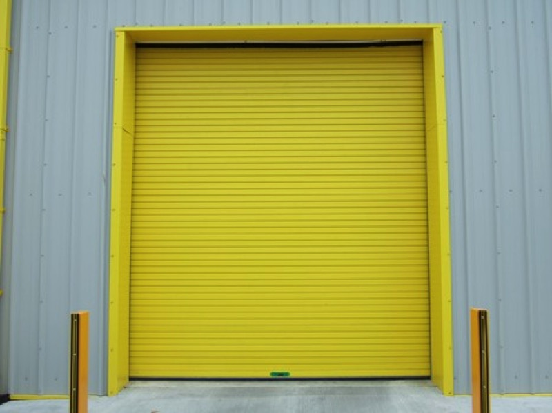 i100 ELITE SR4 Security Shutter