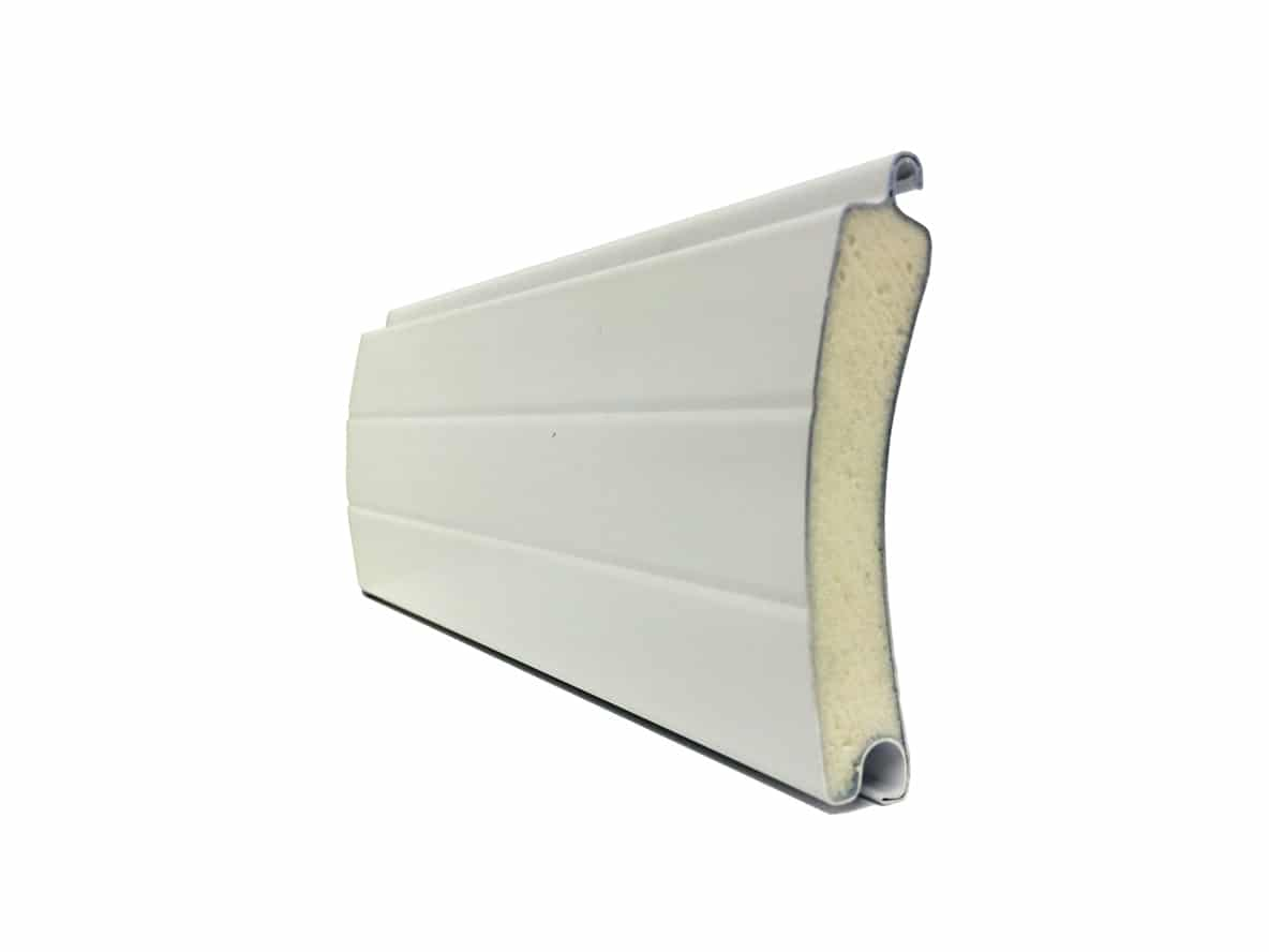 i77 Insulated Steel Shutter Slat Profile