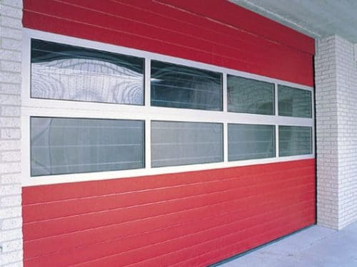 FlexiRun High Speed Door Windows