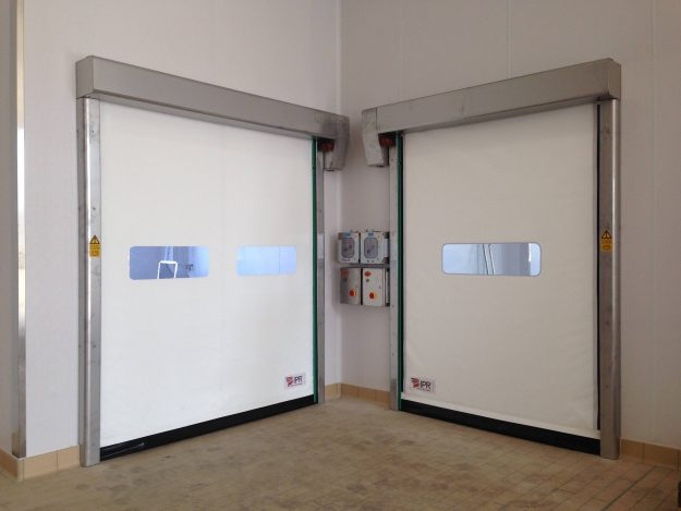 FlexiRun High Speed Doors Industrial