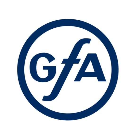 Gfa Logo New Roch 233 Security Shutters