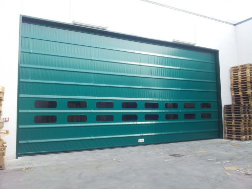 High Speed Door Green (Belt)