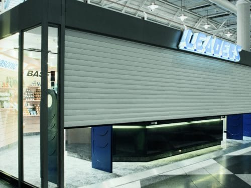Retail Security Shutter T77