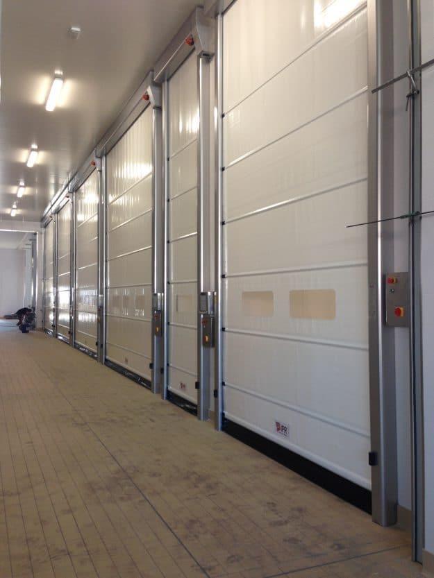 Run High Speed Doors Industrial