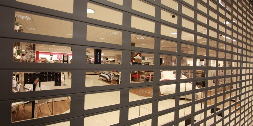 V76 Vision Security Shutter